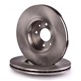 دیسک ترمز چرخ جلو پژو 206 تیپ 2